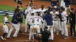 MLB playoffs: Astros walk-off in extras to even ALCS with Yankees