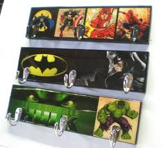 Superhero Coat Rack Batman Coat Rack Wall Hook By Flipitcraftworks %c1100100%b100%c100%100f%c100%1004%c100 16