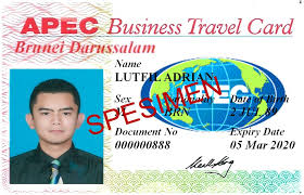 Immigration Apec Business Travel Card Abtc