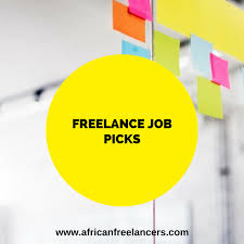 lance jobs you should apply for this week african lancers  lance jobs you should apply for this week
