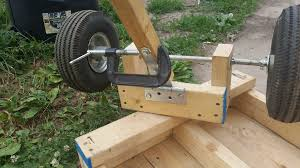picture of attach steering to frame