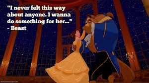 Love Quotes From Beauty And The Beast