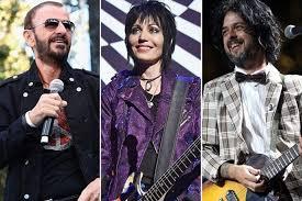 Ringo Starr, Joan Jett and Billie Joe Armstrong React to Rock Hall ...