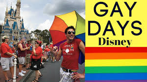Gay days disneyworld 2009