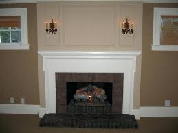 indoor fireplace stone oven combo kit