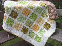 QUILT PATTERN Fat Quarters QUICK Easy beginner fast | Pdf, Easy ... & Free Handmade Beginners Quilt Patterns | French Window Panes QUILT  PATTERN....Simple Adamdwight.com