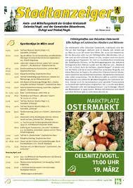 Hochzeitsmesse Oelsnitz 2016 Programm