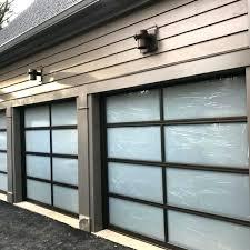 best glass aluminum doors images on garage doors aluminum powder coated garage door frame with frosted insulated glass panels