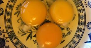 Egg Yolk Colour Chart Can You Tell A Healthy Chicken From The Egg Yolk Color