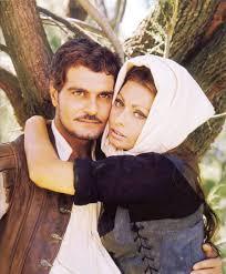 Omar Sharif and Sophia Loren in More than a miracle (1967) •  /r/OldSchoolCool | Sophia loren, Movie stars, Sofia loren