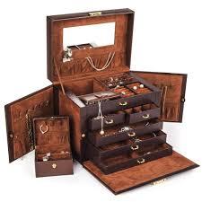 Diy Jewelry Cabinet Jewelry Boxes Mens Wooden Ballerina Standing Ebay