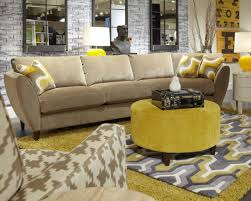 La Z Boy Living Room Set La Z Boy Tribeca 2 Pc Sectional Sofa With Las Cuddler Moores