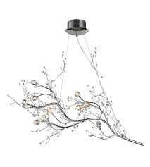 elk 30032 10 viviana 10 light 40 inch polished chrome chandelier ceiling light in standard