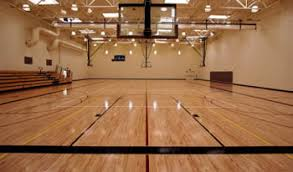 Wooden Basketball Game Different Types of Basketballs and Court Surfaces 98