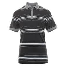 Callaway Golf 3 Colour Stripe Shirt Cgks90b5 Callaway