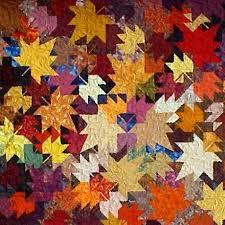 129 best Oak Leaf /Reel. Maple Leaf QUILTS images on Pinterest ... & I love maple leaf quilts- one day I'll make ... Adamdwight.com