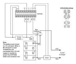 Battery Voltage Meter Wiring Diagram For Generator Onan Wiring Circuit Diagram