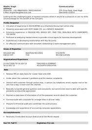 resume for it company resume formats making resume