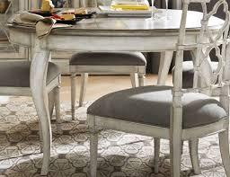 Hooker Furniture Arabella Champagne White 48 68w X 48d Dining
