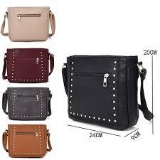 Designer Canvas Crossbody Bag Details About New Womens Designer Style Cross Body Bag Ladies Shoulder Handbag