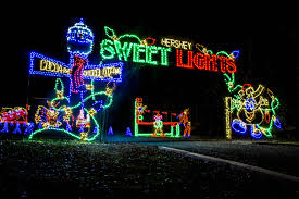Hershey Sweet Lights Is A Must See