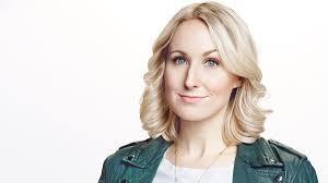 Nikki Glaser Is a Blonde Comedian Talking Frankly About Sex But.