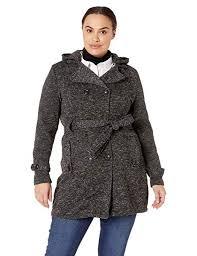Yoki Size Chart Yoki Womens Plus Size Double Breast Long Fleece Jacket