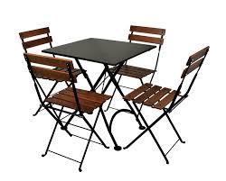 parisian cafe table and chairs sevenstonesinc
