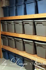 storage diydesignfanatic com storage shelves diy storage shelves basement storage