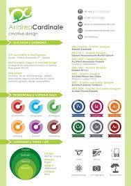 Creative Infographic Resume Design