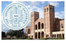 Let There Be Light University Of California Ucla Royce Hall Ucla Seal Motto Let There Be No Light
