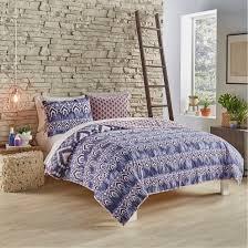 Boho Boutique Bohemian Ikat Quilt Set