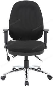 deluxe air lumbar large fully loaded operator chair with posture sprung seat by max for 135 00 279355b max office furniture