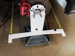 diy alignment hub stands