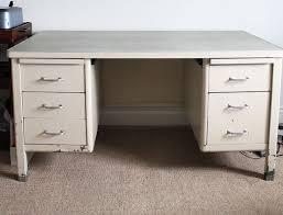 old desk makeover part 1 diy desks regarding metal plan 4