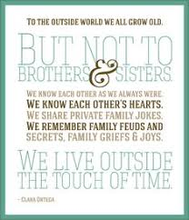 Quotes For Brothers