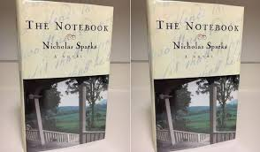 world s best selling most famous r tic novels of all time  the notebook 1996 by nicholas sparks