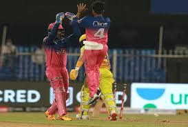 Csk vs rr live score: Ipl 2020 Rr Vs Csk Five Star Players Who Win Match For Rajasthan Royals Against Chennai Super Kings Ipl 2020 र जस थ न न च न नई क चट ई ध ल इन प च ख ल ड य क दम