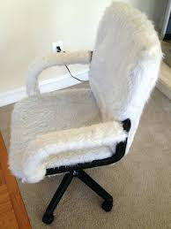 reupholster office chair. Faux Fur Desk Chair Modern Design For Office Full Image Reupholstering Cover Reupholster