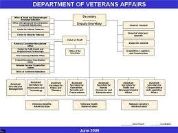 Organized Department Of Veterans Affairs Organizational
