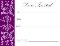 Online Invitations Templates Printable Free Vastuuonminun