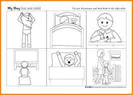 Kindergarten 5 Sequence Of Events Worksheet | Liquor Samples ...