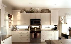 decorating ideas for above kitchen cabinets. How To Decorate The Top Of My Kitchen Cabinets P Ps Should You Above . Decorating Ideas For A