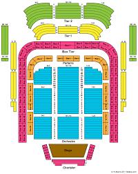 Eisenhower Seating Chart Kennedy Center Eisenhower Theater Seating Plan
