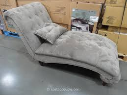 living room furniture chaise lounge. costco chaise lounge looks better in person living room furniture o