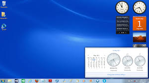 desktop clocks