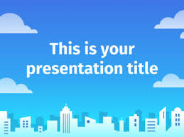 Ppt Background Blue Free Blue Powerpoint Templates And Google Slides Themes