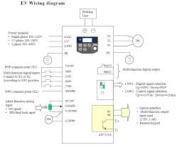 teco ev 2hp 240v single to 3 phase converter inverter waterproof 3 Phase Rotary Converter Wiring Diagram sizes from ¼ hp up to 3 three phase rotary converter wiring diagram