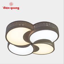 Bộ đèn LED ốp trần cao cấp Điện Quang ĐQ LEDCCL20 48 S – Điện Quang Shop