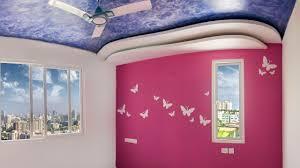 Deewar Par Painting Design Butterfly Stencil Wall Painting Design Aapkapainter